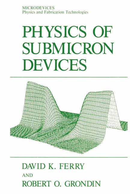 Cover of 'Physics of Submicron Devices'