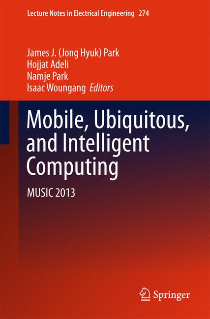 Cover of 'Mobile, Ubiquitous, and Intelligent Computing'