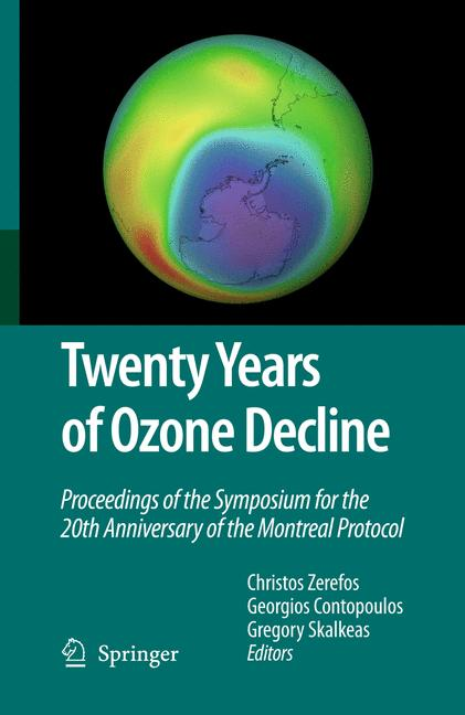 Cover of 'Twenty Years of Ozone Decline'