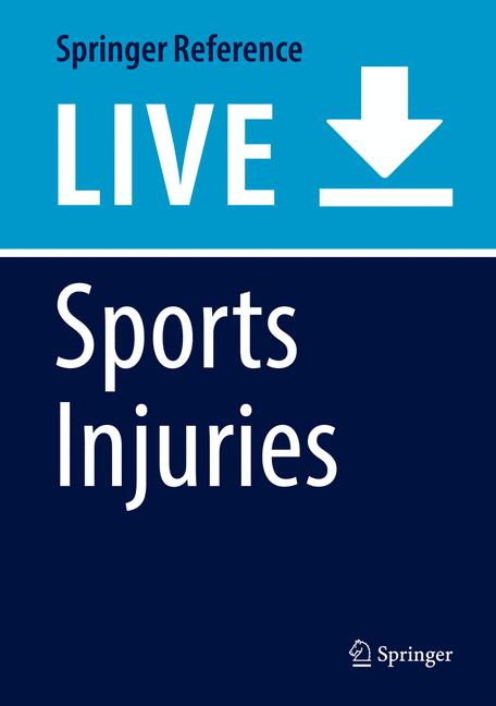 Cover of 'Sports Injuries'