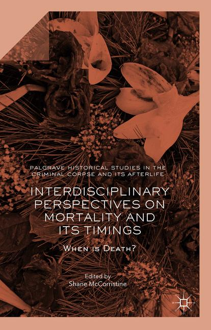 Cover of 'Interdisciplinary Perspectives on Death and its Timing'