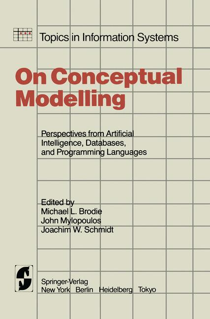 Cover of 'On Conceptual Modelling'