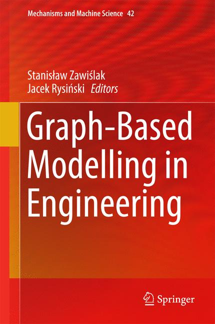 Cover of 'Graph-Based Modelling in Engineering'