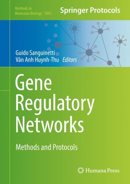 Cover of 'Gene Regulatory Networks'