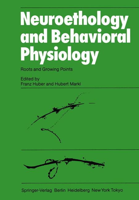 Cover of 'Neuroethology and Behavioral Physiology'