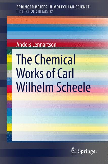 Cover of 'The Chemical Works of Carl Wilhelm Scheele'