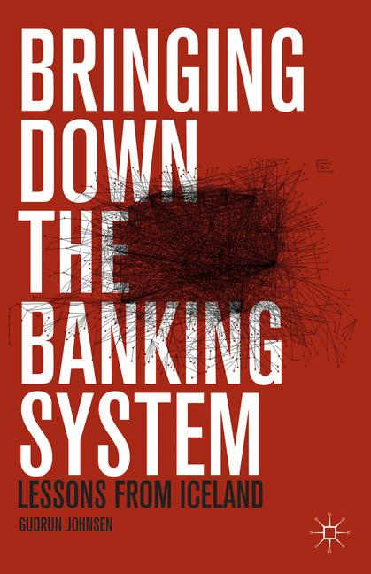 Cover of 'Bringing Down the Banking System'