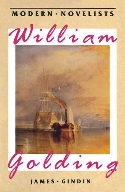 Cover of 'William Golding'