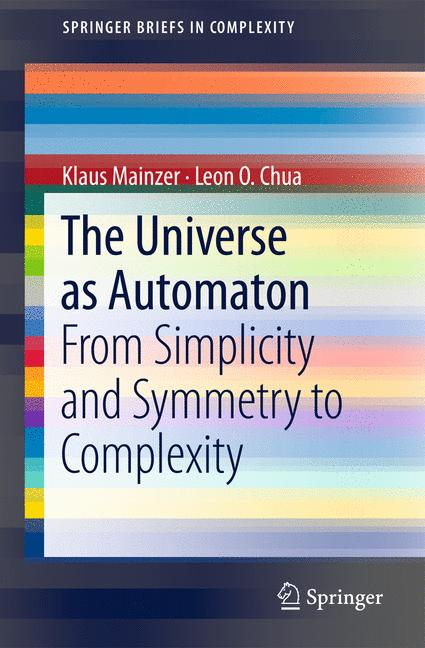 Cover of 'The Universe as Automaton'