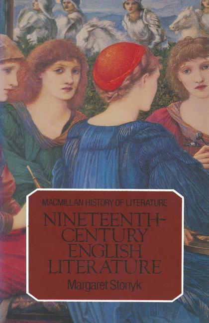 Cover of 'Nineteenth-century English literature'