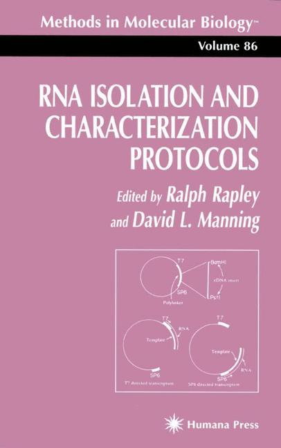 Cover of 'RNA Isolation and Characterization Protocols'
