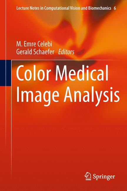 Cover of 'Color Medical Image Analysis'