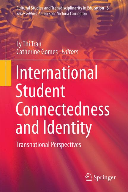 Cover of 'International Student Connectedness and Identity'