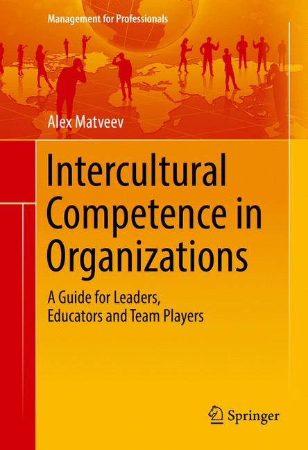 Cover of 'Intercultural Competence in Organizations'