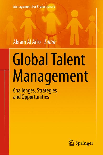 Cover of 'Global Talent Management'
