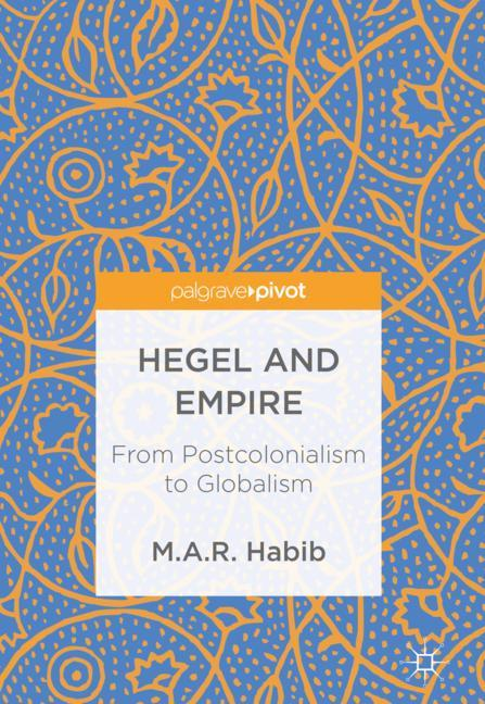 Cover of 'Hegel and Empire'