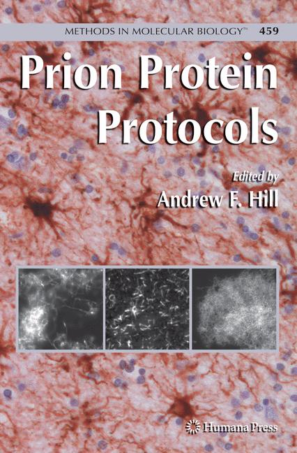 Cover of 'Prion protein protocols'