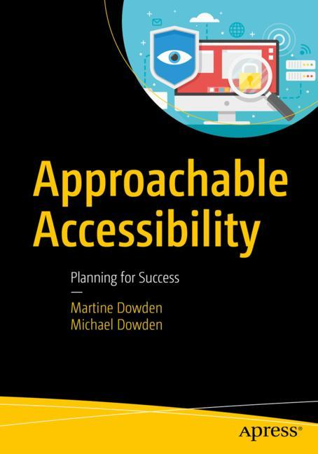 Cover of 'Approachable Accessibility'
