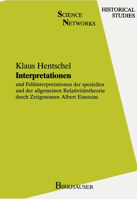 Cover of 'Interpretationen'