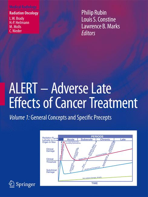 Cover of 'ALERT - Adverse Late Effects of Cancer Treatment'