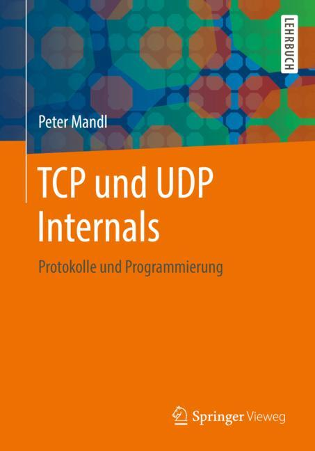 Cover of 'TCP und UDP Internals'