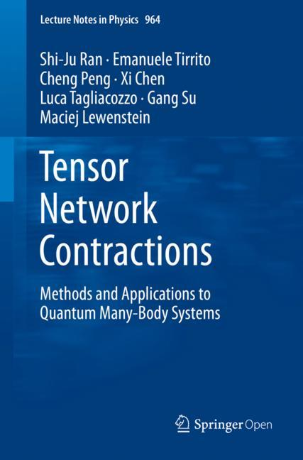 Cover of 'Tensor Network Contractions'
