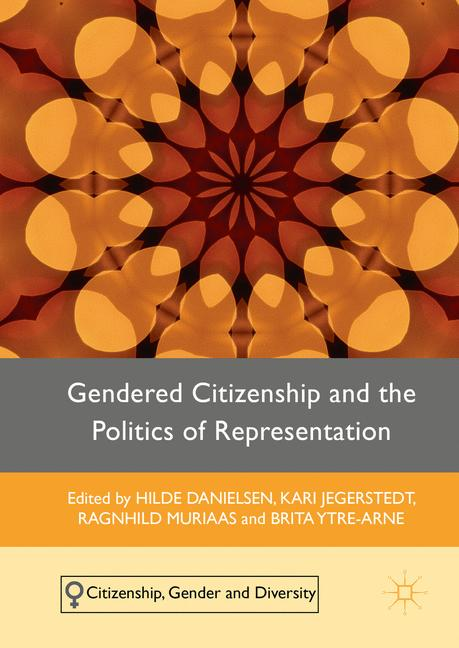 Cover of 'Gendered Citizenship and the Politics of Representation'