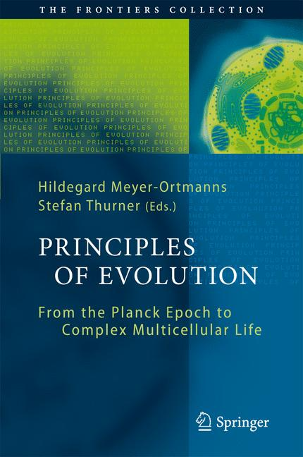 Cover of 'Principles of Evolution'