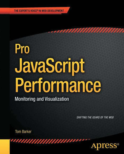 Cover of 'Pro JavaScript Performance'