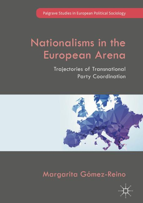 Cover of 'Nationalisms in the European Arena'