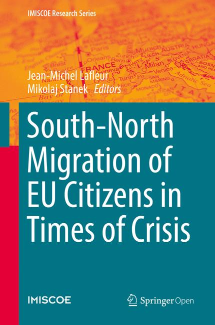 Cover of 'South-North Migration of EU Citizens in Times of Crisis'