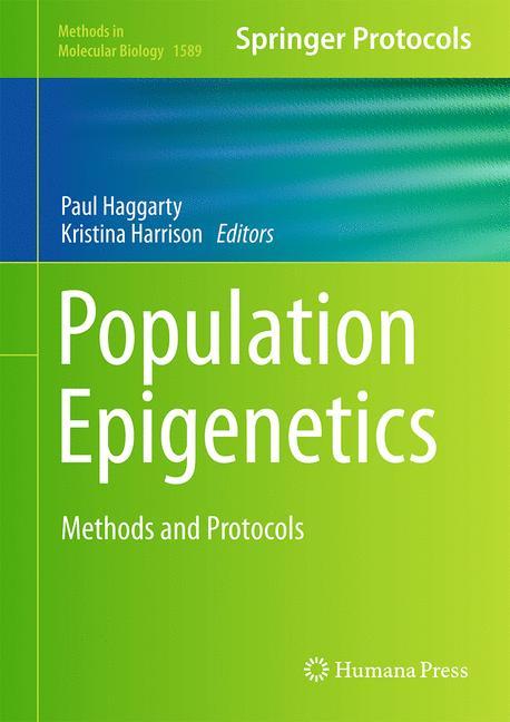 Cover of 'Population Epigenetics'
