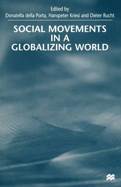 Cover of 'Social Movements in a Globalising World'