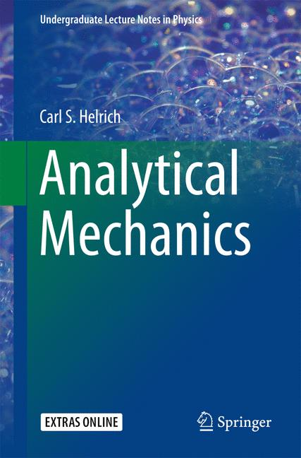 Cover of 'Analytical Mechanics'