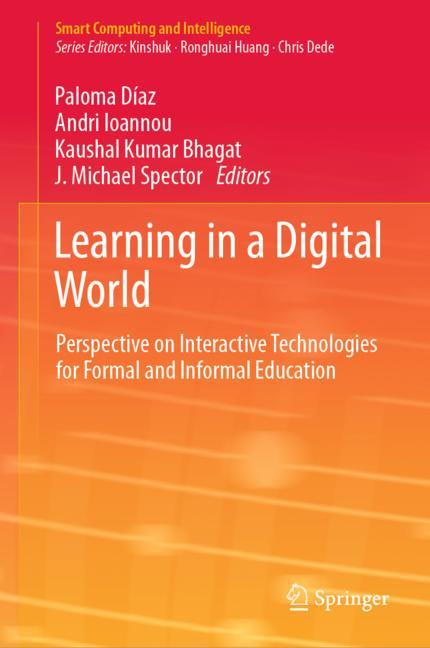 Cover of 'Learning in a Digital World'