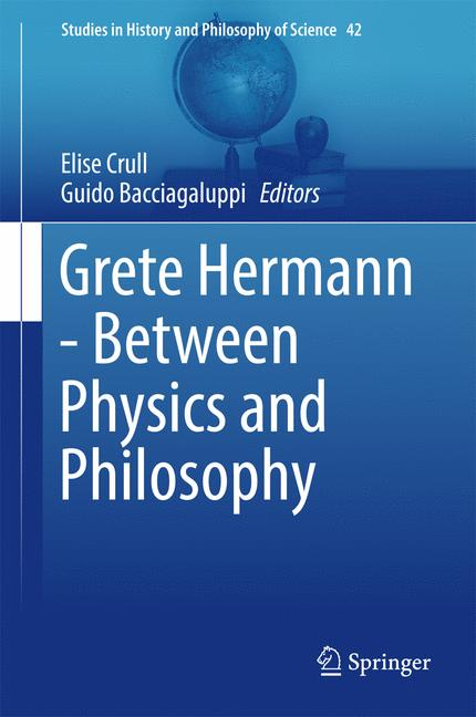 Cover of 'Grete Hermann - Between Physics and Philosophy'