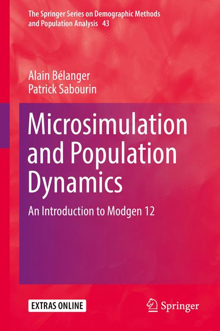 Cover of 'Microsimulation and Population Dynamics'