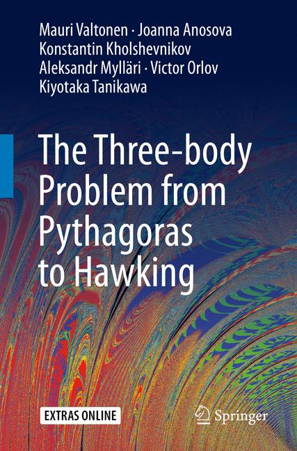 Cover of 'The Three-body Problem from Pythagoras to Hawking'