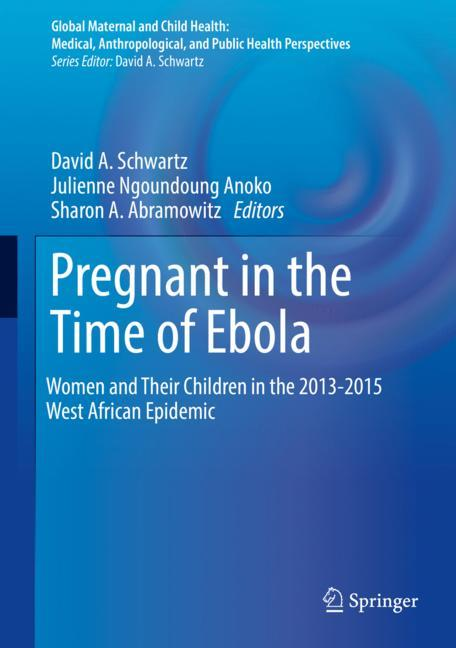 Cover of 'Pregnant in the Time of Ebola'