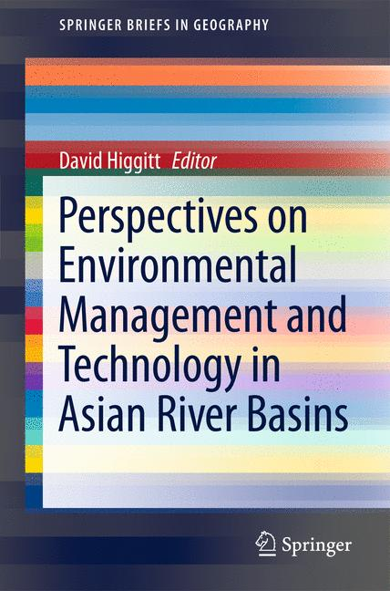 Cover of 'Perspectives on Environmental Management and Technology in Asian River Basins'