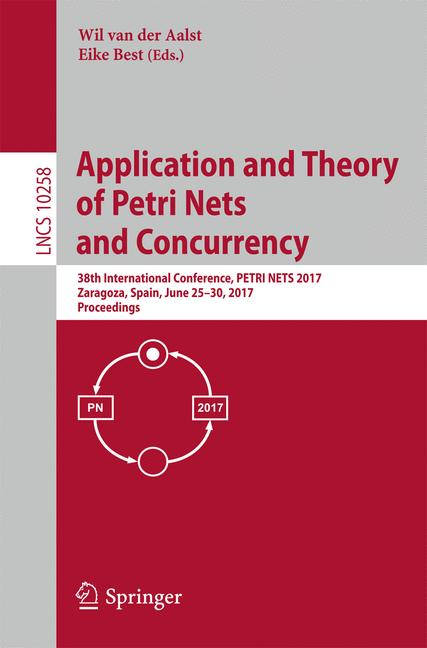 Cover of 'Application and Theory of Petri Nets and Concurrency'