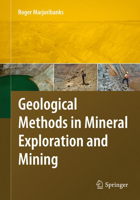 Cover of 'Geological Methods in Mineral Exploration and Mining'