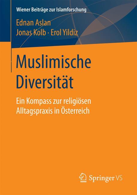 Cover of 'Muslimische Diversität'