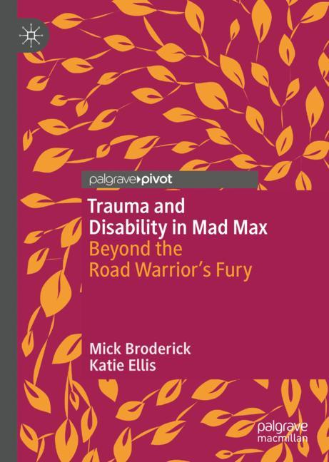 Cover of 'Trauma and Disability in Mad Max'