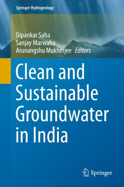 Cover of 'Clean and Sustainable Groundwater in India'