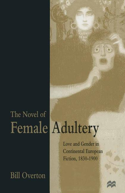 Cover of 'The Novel of Female Adultery'