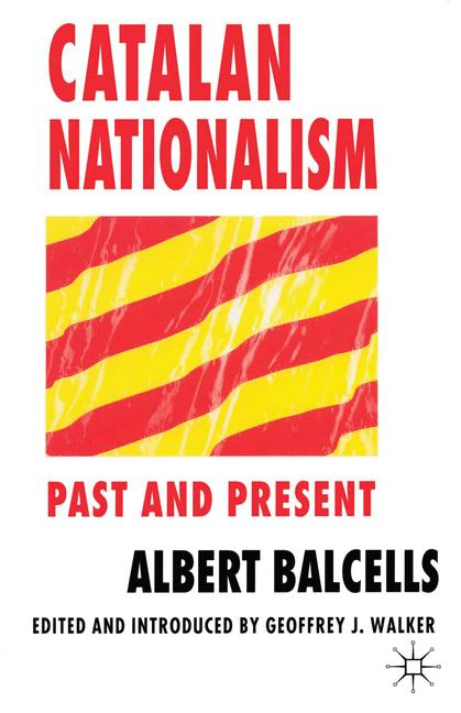 Cover of 'Catalan nationalism : past and present'