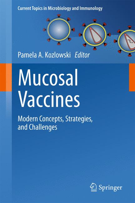 Cover of 'Mucosal Vaccines'