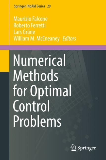 Cover of 'Numerical Methods for Optimal Control Problems'