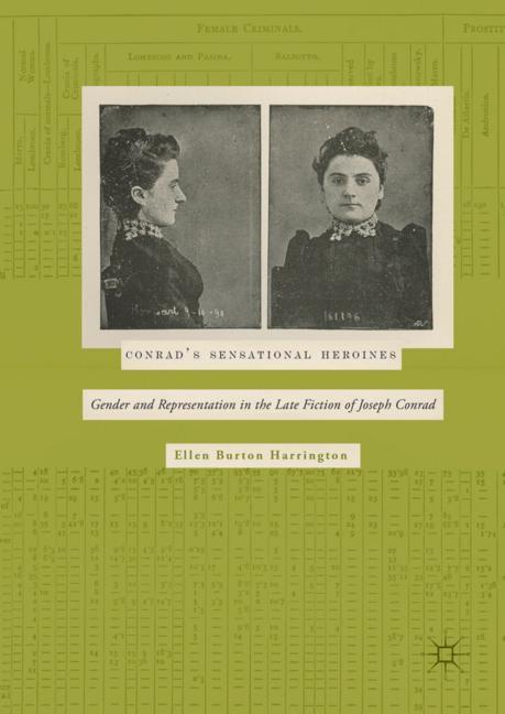 Cover of 'Conrad's Sensational Heroines'